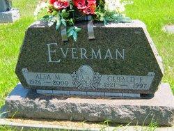 Alta Marie <i>Stewart</i> Everman