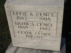 Effie A Cence