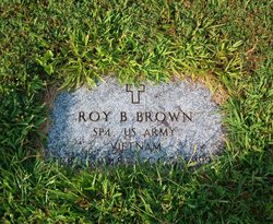 Roy B. Brown