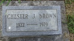 Chester J Brown