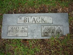 Mary J <i>Matchett</i> Black