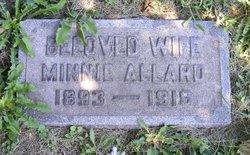 Minnie Allard