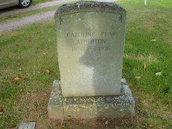 Caroline Spear Atherton