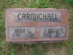 Irma C <i>Dutton</i> Carmichael