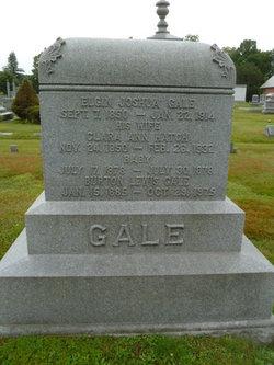 Clara Ann <i>Hatch</i> Gale