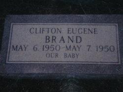 Clifton Eugene Brand
