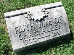 Anna Ruth <i>Estes</i> Allen