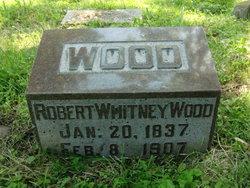 Robert Whitney Wood