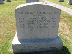 Fannie <i>Reed</i> Babcock