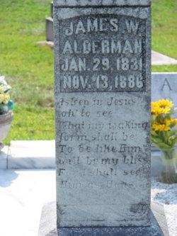 James W Alderman
