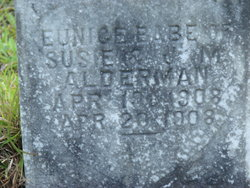 Eunice Alderman