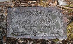Cleo E <i>Rodgers</i> Baird