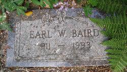 Earl Walter Baird