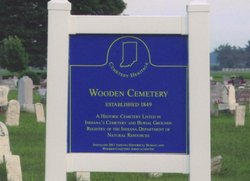 Wooden Cemetery