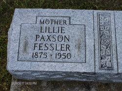 Lillie Olive <i>Snyder</i> Fessler
