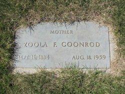 Zoola <i>Ferrell</i> Coonrod