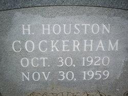 Henry Houston Cockerham