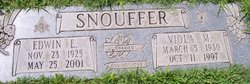 Viola M. <i>Stevens</i> Snouffer