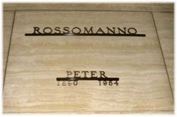 Pietro Rossomanno