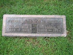 Mary Lou <i>Davis</i> Adams