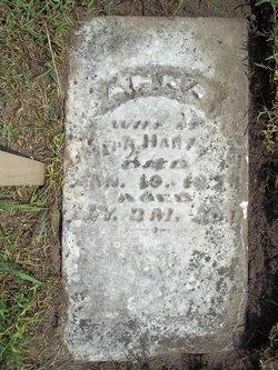 Anna <i>Shrider</i> Hartsough