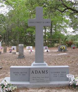Clifford T. Adams
