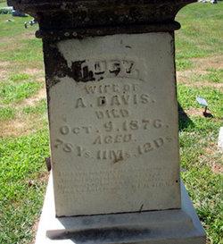 Lututia Lucy <i>Oaks</i> Davis