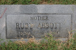 Ruby <i>Overfield</i> Abbott