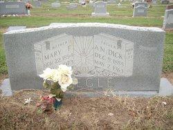 Mary Frances <i>Elsperman</i> Beegle