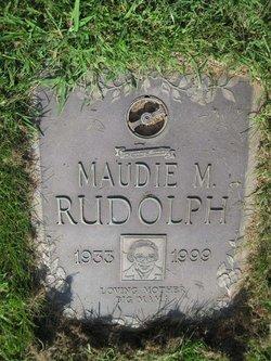 Maudie Mae <i>Warren</i> Rudolph