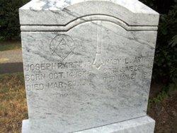 Joseph Prichard Arthur