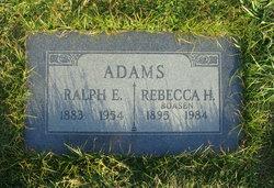 Rebecca Hannah <i>Jensen</i> Adams