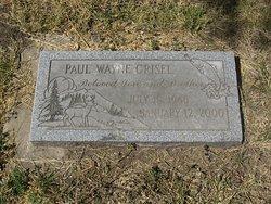 Paul Wayne Grisel