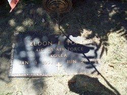 Eldon Fay Toney