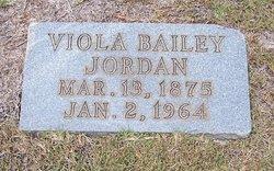 Viola <i>Bailey</i> Jordan