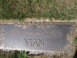Irene Elizabeth <i>Cook</i> Vian