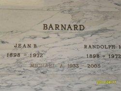 Jean <i>Bright</i> Barnard