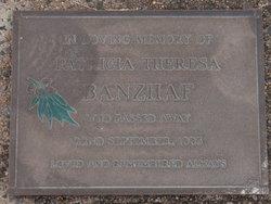 Patricia Theresa Banzhaf