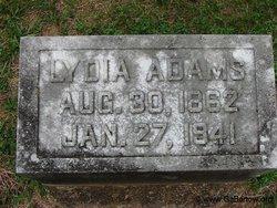 Lydia Adams