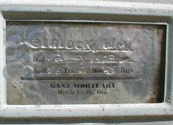 William Robert Blalock