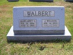 Margaret L Walbert