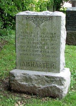 Margaret Mary Abhalter