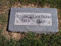 Bessie <i>Carlson</i> Burke