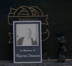 Warren M. Deason