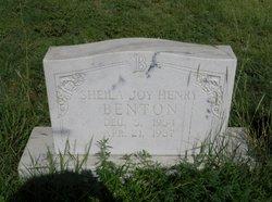 Sheila Joy <i>Henry</i> Benton