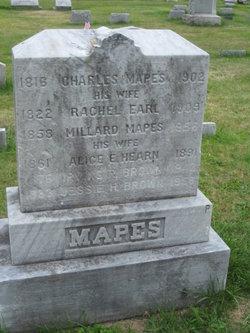 Alice E <i>Hearn</i> Mapes