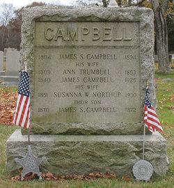 Ann <i>Trumbull</i> Campbell