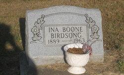 Ida <i>Boone</i> Birdsong