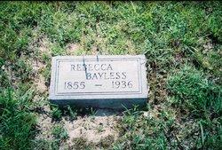 Rebecca F. <i>Elledge</i> Bayless