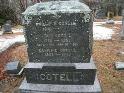 Phillip D Cotell